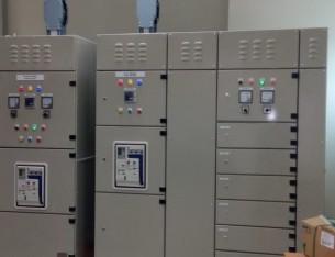 Tủ điện động lực + Busway
